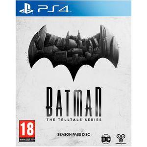 JEU PS4 Batman - The Telltale Series Jeu PS4