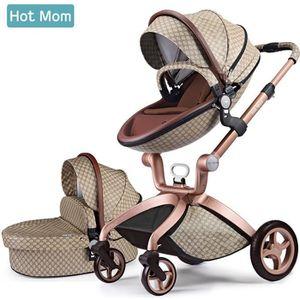 POUSSETTE  Hot Mom 2019 des limitée Version Poussette, 3 en 1