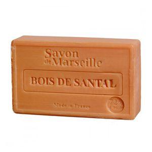 SAVON - SHAMPOING BÉBÉ Savon de Marseille parfumé au bois de santal 100g