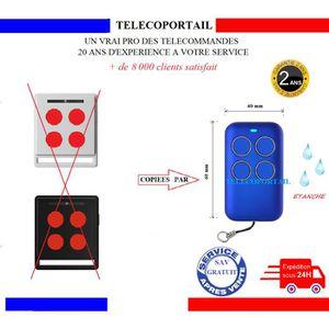 TÉLÉCOMMANDE DOMOTIQUE  NICE ECCO 5 - TELECOMMANDE COPIEUSE NICE HOME ECCO