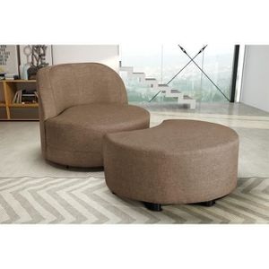pouf beige achat vente pouf beige pas cher. Black Bedroom Furniture Sets. Home Design Ideas