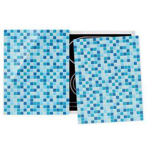 PLAQUE INDUCTION Couvre plaque de cuisson - Mosaic Tiles Rushing Se