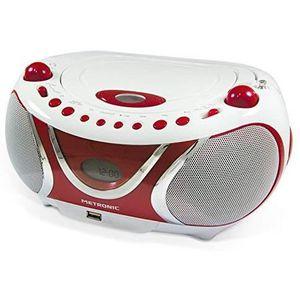 RADIO CD CASSETTE 477117 Radio - Lecteur CD - MP3 Portable Cherry av