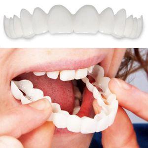 FIXATEUR PROTHÈSE DENT Accessoire pour prothèses dentaires avec fausse de