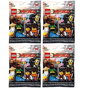 ASSEMBLAGE CONSTRUCTION Jeu D'Assemblage LEGO YQ02J Le film Ninjago Minifi