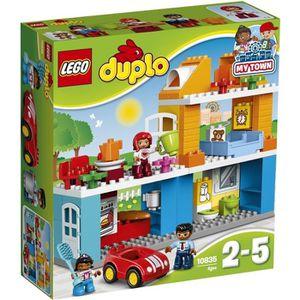 ASSEMBLAGE CONSTRUCTION LEGO® DUPLO® 10835 La Maison de Famille - Ville -