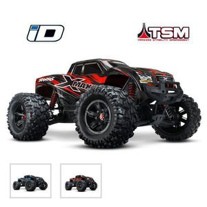 VOITURE - CAMION X-MAXX 4X4 - 8S - BRUSHLESS - WIRELESS - ID - TSM