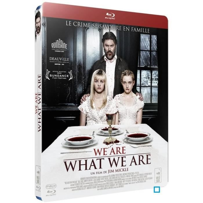 Blu-ray We Are What We Are