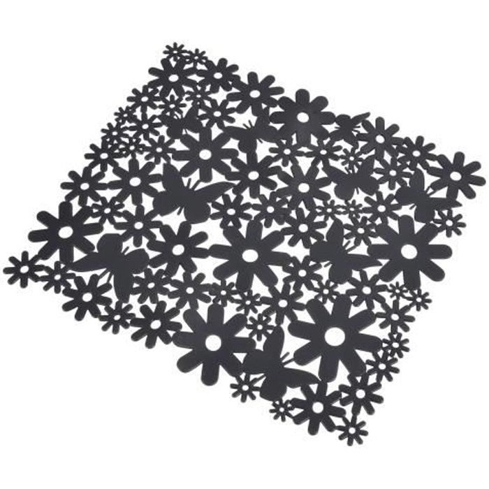 Tapis fond d'evier anthracite
