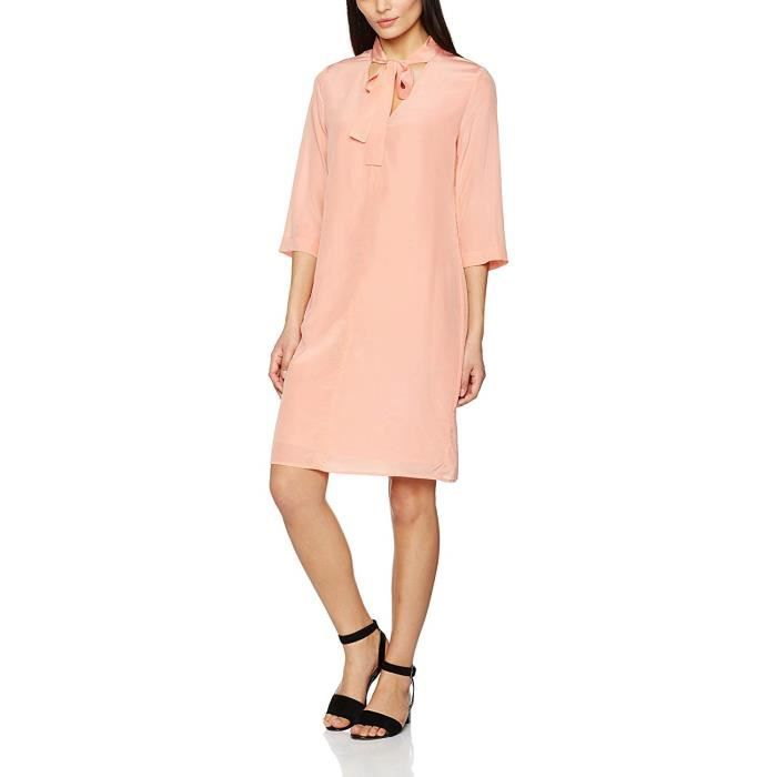 Marc O'Polo 703108821045, Robe Femme, Violet (Blushy Rose 622), FR: 42 (Taille fabricant: 40) - 703108821045-622