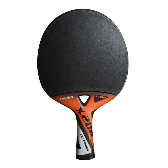 Cornilleau NEXEO X200 Graphite - Raquette DE PING Pong