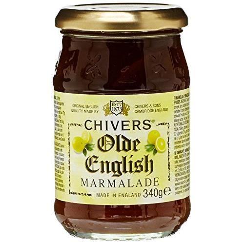 Chivers - Olde English Marmelade Orangenkonfitüre - 340g