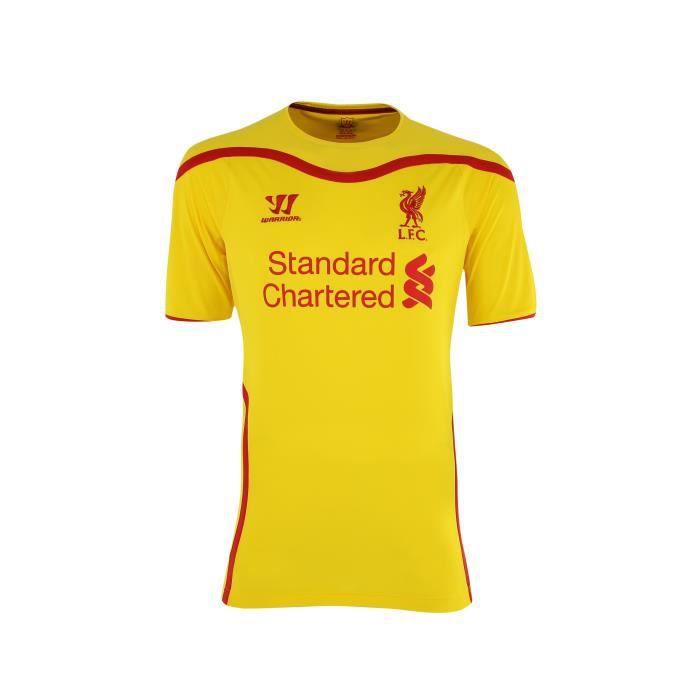 Maillot Liverpool FC Extérieur 2014/2015