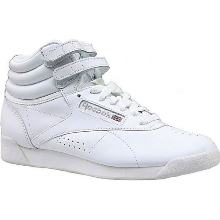 Baskets Blanches Reebok Freestyle Femme Taille 40