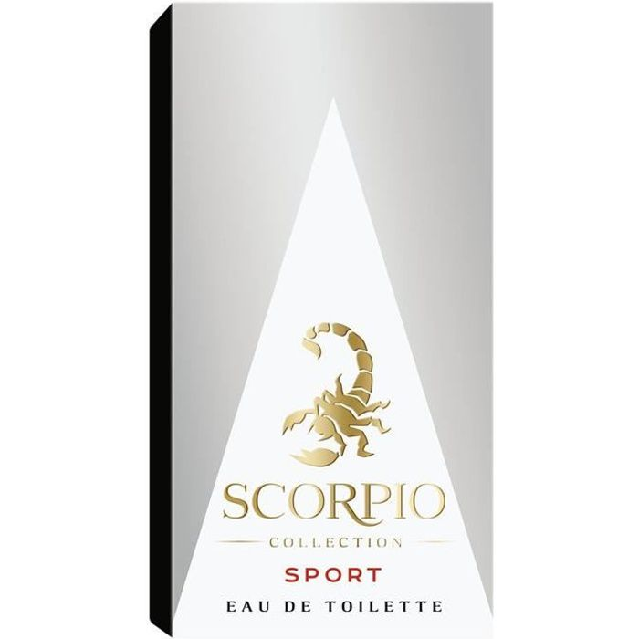 SCORPIO Collection Sport Eau de Toilette 75 mlEAU DE TOILETTE