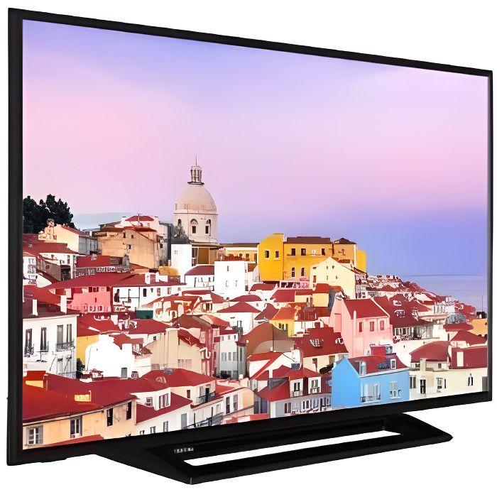 TV INTELLIGENTE TOSHIBA 55UL3063DG 55- 4K ULTRA HD LED WIFI NOIR
