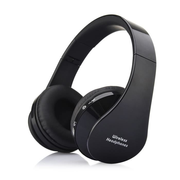 casque ecouteur bluetooth sans fil st r o kit casque couteur audio avis et prix pas cher. Black Bedroom Furniture Sets. Home Design Ideas