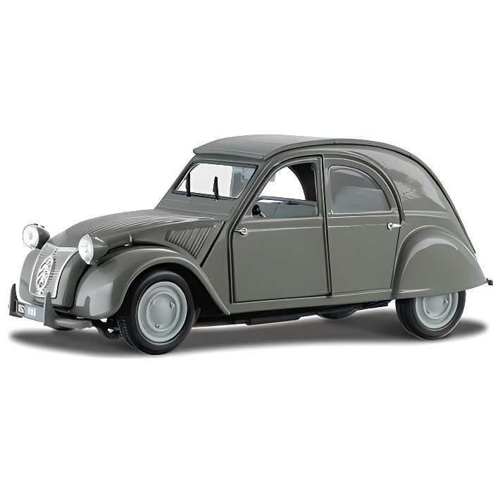 mod le r duit citro n 2 cv d capot e 1952 achat. Black Bedroom Furniture Sets. Home Design Ideas