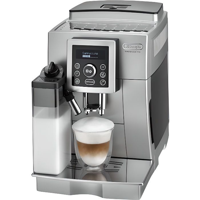 delonghi machine caf automa achat vente cafeti re et expresso cdiscount. Black Bedroom Furniture Sets. Home Design Ideas