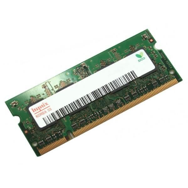 ram pc portable sodimm hynix hymp112s64cp6 y5 ab ddr2 667mhz 1go pc2 5300s cl5 prix pas cher. Black Bedroom Furniture Sets. Home Design Ideas