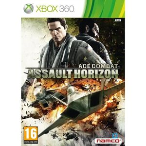 JEUX XBOX 360 ACE COMBAT ASSAULT HORIZON XBOX 360