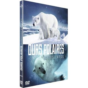 DVD DOCUMENTAIRE DVD Ours polaires : banquise en peril