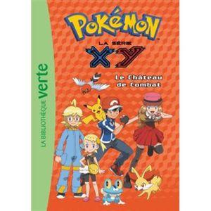 Livre 9 -12 ANS Pokémon noir et blanc Tome 16