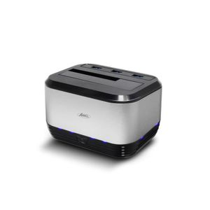 Advance Station d'accueil Single Dock Premium - Pour disque dur - HDD - USB 3.0