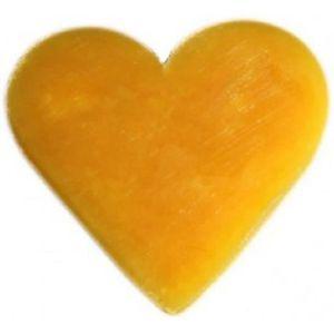 SAVON - SYNDETS Coeur de Savon Orange et Gingembre (6 savons)