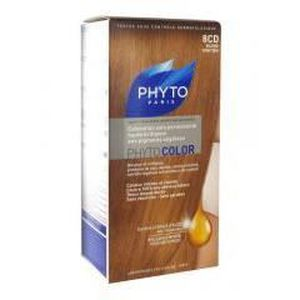 coloration phyto color coloration soin permanente haute brill - Coloration Blond Vnitien