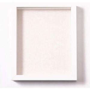 CADRE PHOTO Muzilife 3D Cadre Boîte avec Planche en Toile 20x2