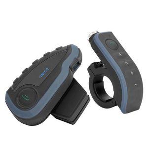 INTERCOM MOTO Full duplex casque de moto Bluetooth talkie-walkie