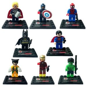 figurine lego avengers achat vente jeux et jouets pas chers. Black Bedroom Furniture Sets. Home Design Ideas