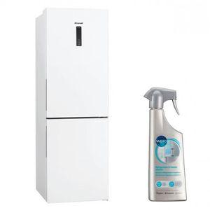 RÉFRIGÉRATEUR CLASSIQUE BRANDT Réfrigérateur frigo combiné blanc 315L A++