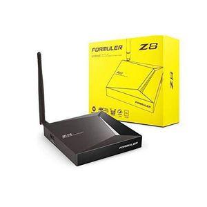 BOX MULTIMEDIA Formuler Z8 4K UHD Box