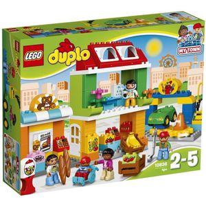 ASSEMBLAGE CONSTRUCTION LEGO® DUPLO® 10836 Le Centre Ville