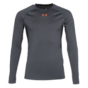 T-SHIRT MAILLOT DE SPORT UNDER ARMOUR T-Shirt manches longues - Homme - 8f64c7e6a014