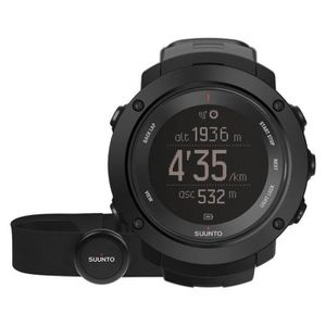 MONTRE OUTDOOR - MONTRE MARINE SUUNTO Montre AMBIT3 Vertical Noir HR
