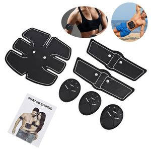 PACK FITNESS - GYM Électrostimulateur abdominal de fitness Homme Femm