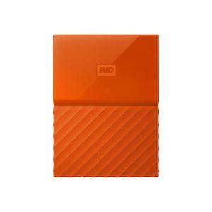 DISQUE DUR EXTERNE WD 2TB My Passport Disque dur portable et logiciel