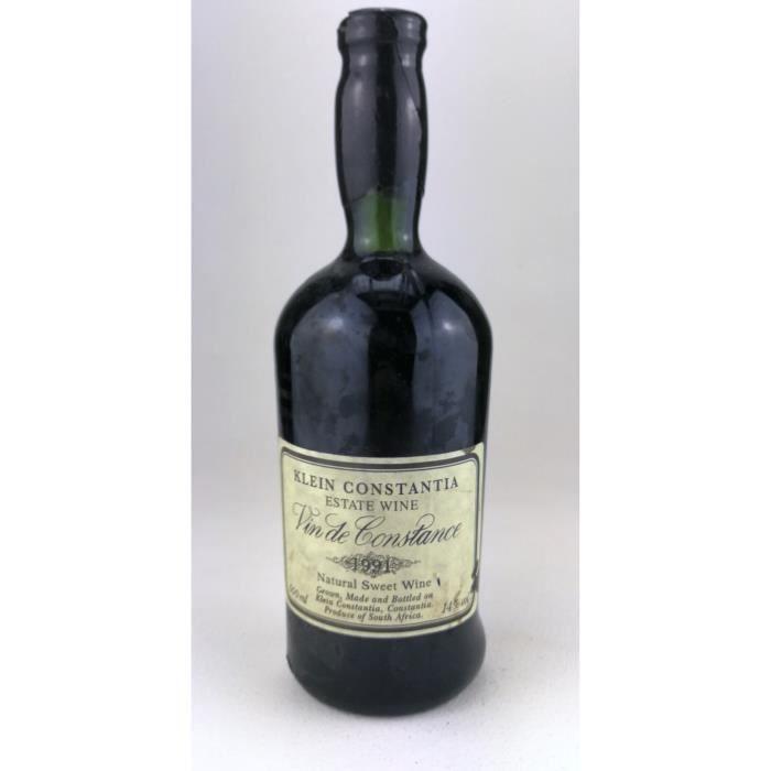 1991 - Klein Constantia - Vin de Constance (Bouteille 02)
