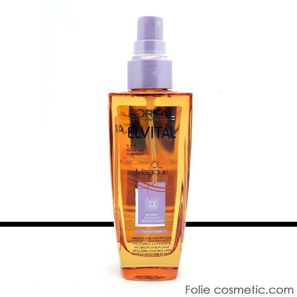 L'oréal - Elsève - Huile Extraodinaire - Cheveux Fins - 100ml