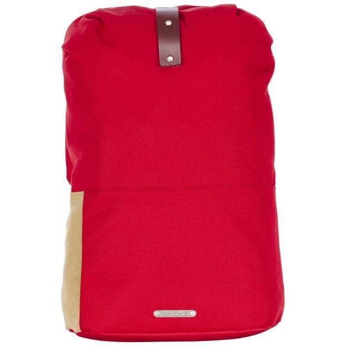 Brooks Sac à dos Dalston Medium Femme red/maroon