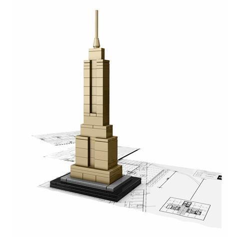 LEGO® Architecture 21002 Empire State Building