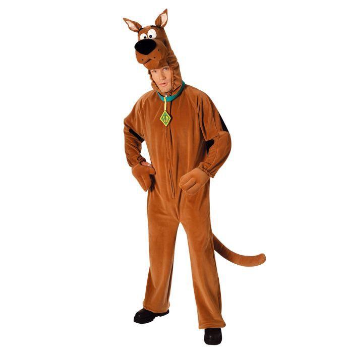 Déguisement Deluxe Scooby-Doo