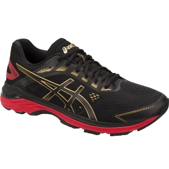 Asics GT-2000 7 1011A262-001 chaussures de running pour homme Noir