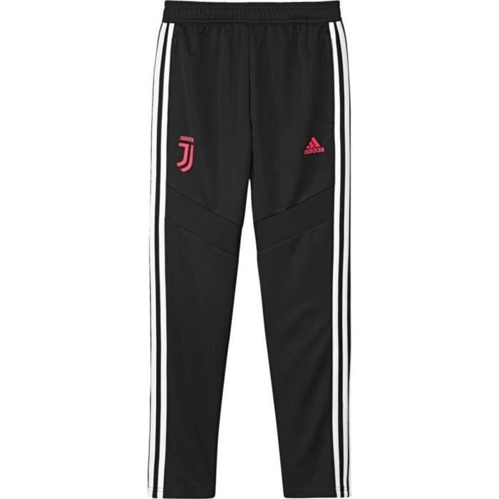 Pantalon Adidas Performance Juventus Junior - Garçon - Noir