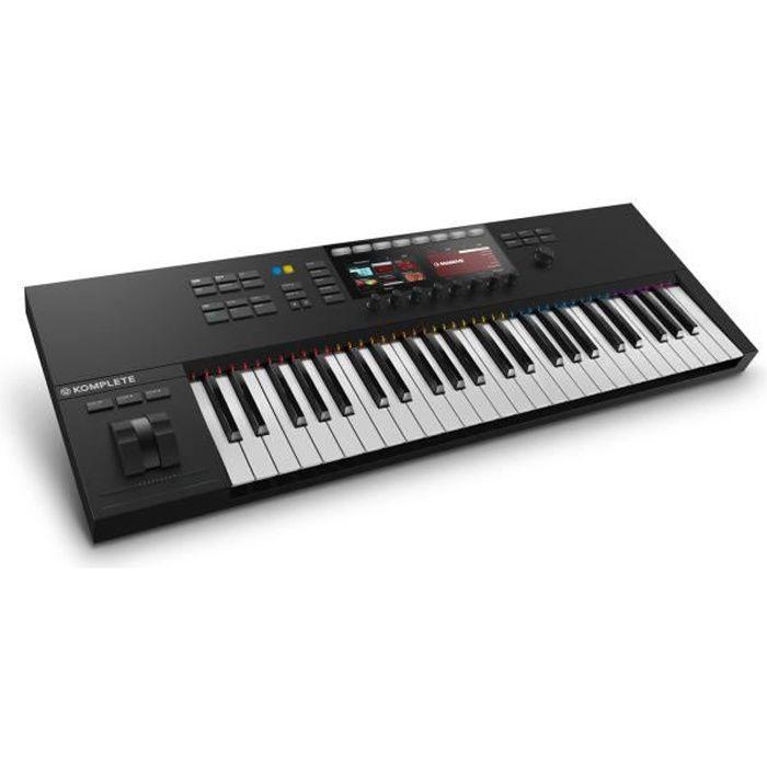 KOMPLETE KONTROL S49 MKII - Clavier Maître Professionnel 49 touches