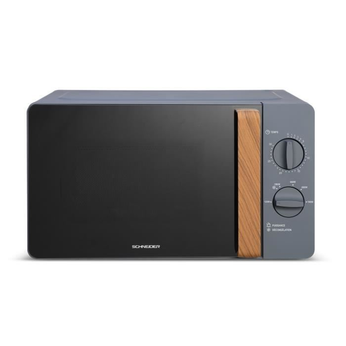 SCHNEIDER - SCMWN20SMG - MICRO ONDES - 20 LITRES - 700watts