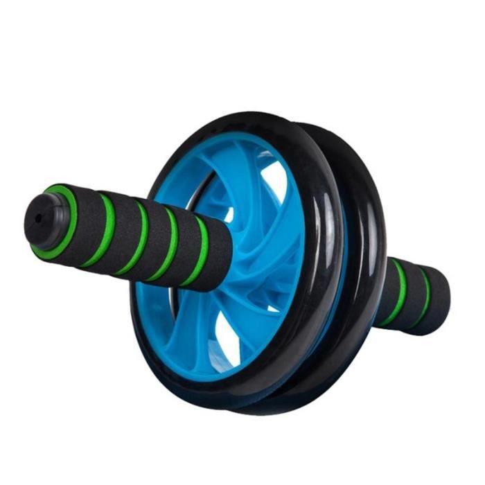 Rouleau de roue AB équipement de formation antidérapant rouleau d'exercice abdominal ab cruncher APPAREIL ABDO - PLANCHE ABDO